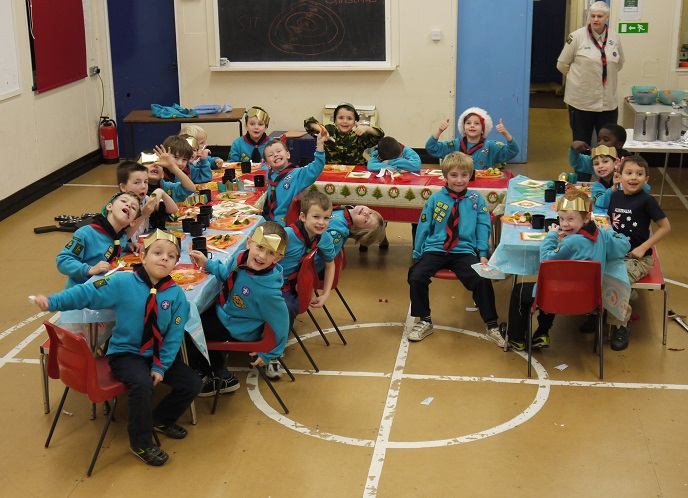 1st Emmbrook Scout Group Beaver Sleepovers